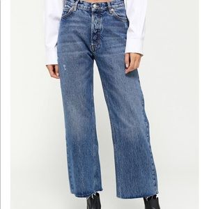 BDG Wide Leg Jeans
